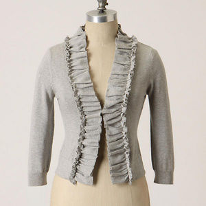 TABITHA swift current cardigan cropped